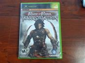 MICROSOFT Microsoft XBOX Game PRINCE OF PERSIA WARRIOR WITHIN